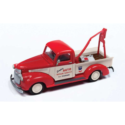 CLASSIC METAL WORKS 40's Chevrolet Wrecker Tow Truck Standard