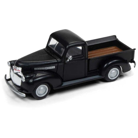 CLASSIC METAL WORKS '41-'46 Chevy Pickup Truck Raven Black