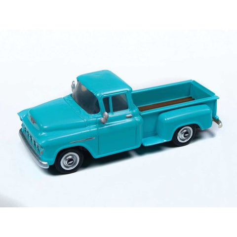 CLASSIC METAL WORKS 55 Chevy Pickup Ocean Mint Green