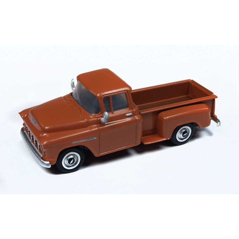 CLASSIC METAL WORKS 55 Chevy Pickup Autumn Brown