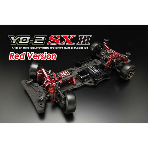 YOKOMO 1/10 RWD Drift Car YD-2SXIII Kit (Graphite Chasis) R