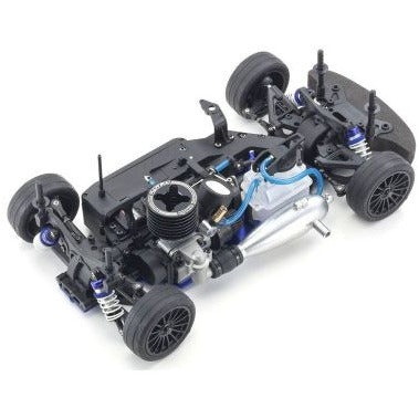 Image of KYOSHO 1/10 Pure Ten GP 4WD FW-06 Alpine GT4 Readyset