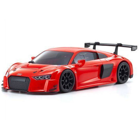 Image of KYOSHO Mini-Z RWD MR-03 Readyset Audi R8 LMS 2016 Red