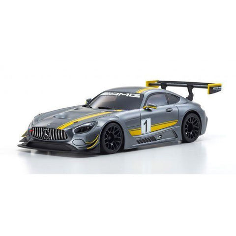 Image of KYOSHO 1/24 Mini-Z MR-03 RWD Mercedes-AMG GT3 RTR