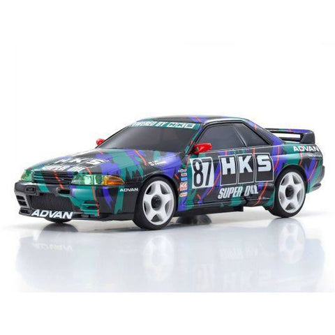 Image of KYOSHO Mini-Z AWD HKS Skyline (R32 GT-R) 1993 #87