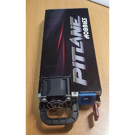 PITLANE 38.8A Switching Power Supply NEW CONFIGURED TO RC USE