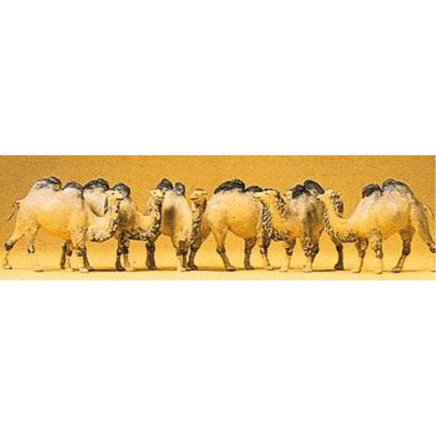 PREISER CAMELS - Hearns Hobbies Melbourne - PREISER