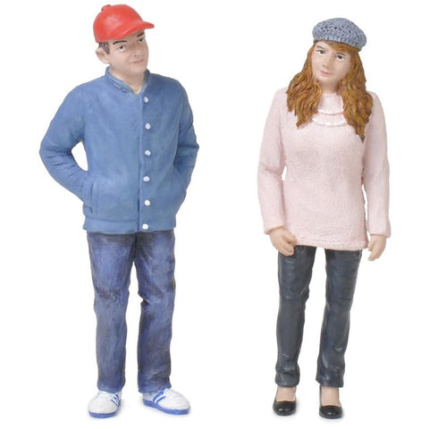 BACHMANN G scale Teenagers Figures 1/22.5