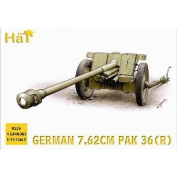 Image of HAT WW2 German Pak36r ATG