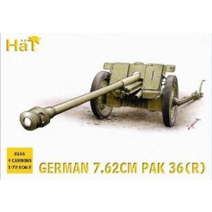 HAT WW2 German Pak36r ATG