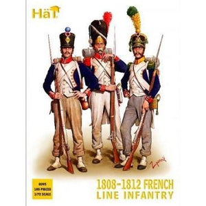HAT 1/72 1808-1812 French Infantry