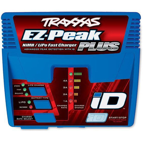 TRAXXAS Charger, EZ-Peak Plus - AU (2970AX)