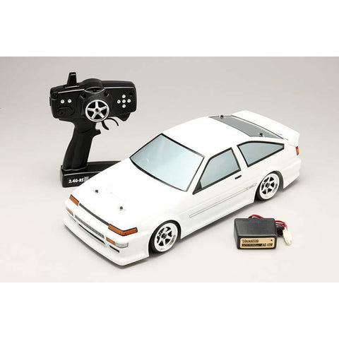 YOKOMO 1/10 Drift Package NEO-Toyota AE86 Trueno (Whited) B