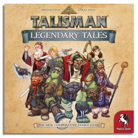 Talisman Legendary Tales - Board Game