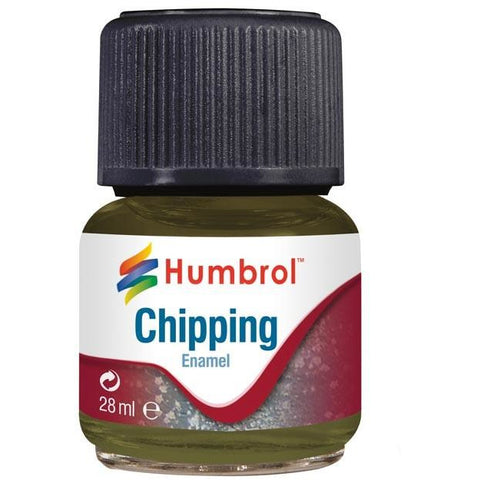 HUMBROL 1201 - Chipping Effect 28ml