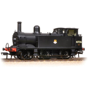 BRANCHLINE Midland Class 1F 41726 BR Black Early Emblem Vacuum Fitted Enclosed Cab