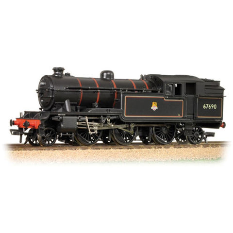 BRANCHLINE V3 Tank 67690 BR Lined Black Early Emblem