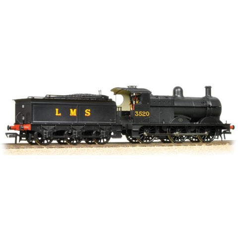 BRANCHLINE Class 3F 3520 LMS Black Deeley Tender - Hearns Hobbies Melbourne - BRANCHLINE