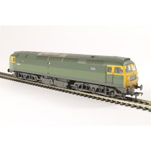 BRANCHLINE OO Class 47 47256 BR Green Full Yellow Ends (TOP