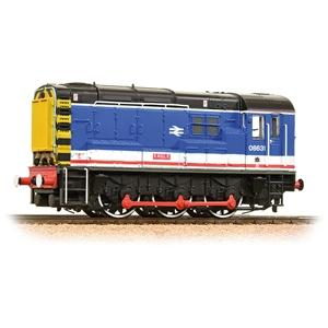 BRANCHLINE OO Class 08 08631 'Eagle' Network SouthEast