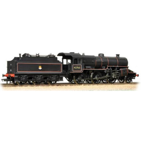BRANCHLINE Crab 42765 BR Lined Black Early Emblem Welded Tender with Coal Rails