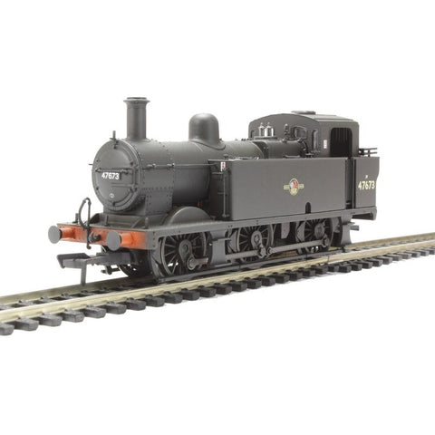 Image of BRANCHLINE OO Fowler Class 3F 0-6-0 (Jinty) 47673 BR Black