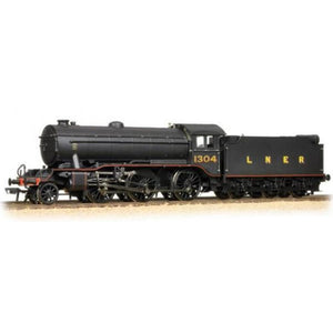 BRANCHLINE OO K3 Class 1304 LNER Lined Black with Group Sta