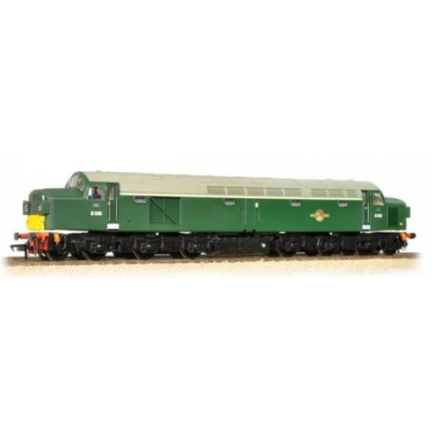 BRANCHLINE Class 40 D338 BR Green Split Head Code Small Yellow Panel - Hearns Hobbies Melbourne - BRANCHLINE