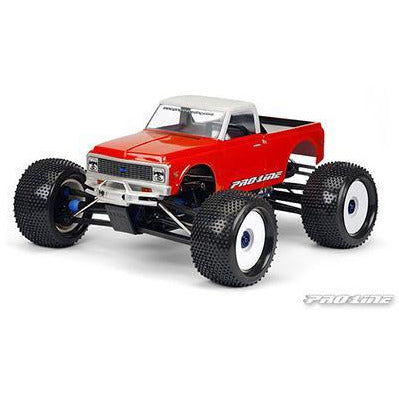 PROLINE 1972 Chevy C-10 Clear Body for T/E/2.5-MAXX, REVO
