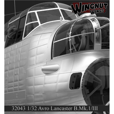 Image of WINGNUT WINGS Avro Lancaster B.Mk.I/III (Early) (WNW-32043)