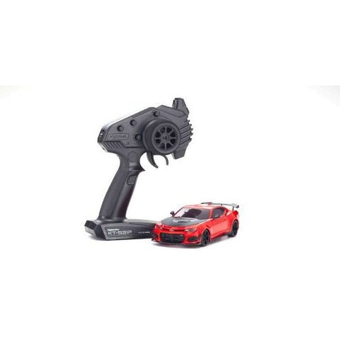 KYOSHO Mini-Z MR-03 Readyset Chevrolet Camaro ZL1 1LE Red Hot w/ LED