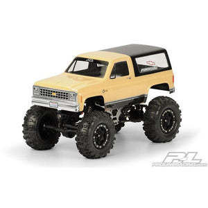 PROLINE 1980 Chevy Blazer Clear Body