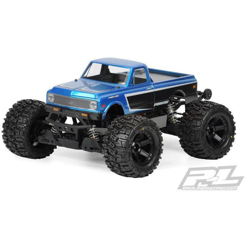 PROLINE 1972 Chevy C-10 Clear Body for Stampede