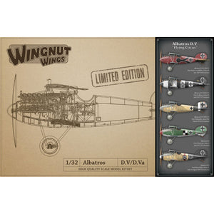 WINGNUT WINGS 1/32 Albatros D.V Flying Circus