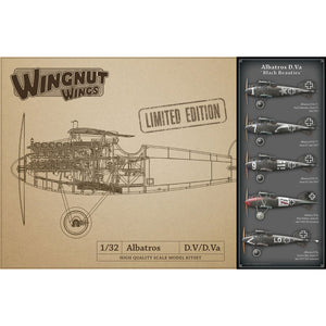WINGNUT WINGS 1/32 Albatros D.Va Black Beauties