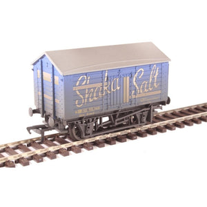 BRANCHLINE 10 Ton Covered Salt Wagon 'Shaka Salt' Weathered