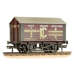 BRANCHLINE OO 10Ton Covered Salt Wagon 'ICI' Weathered