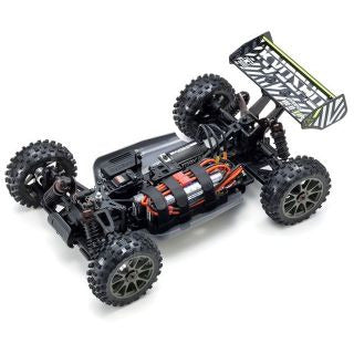 Image of KYOSHO 1/8 EP 4WD Inferno Neo 3.0 VE Readyset Green