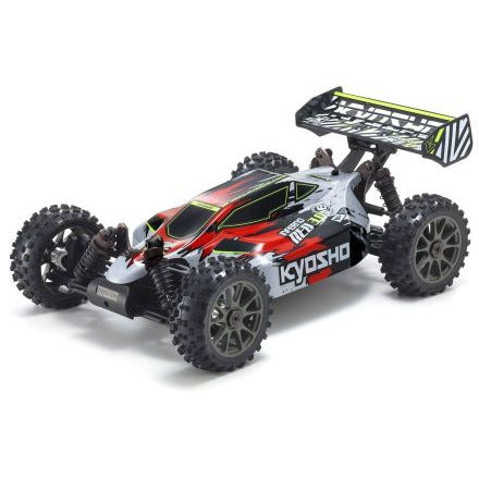 Image of KYOSHO 1/8 EP 4WD Inferno Neo 3.0 VE Readyset Red