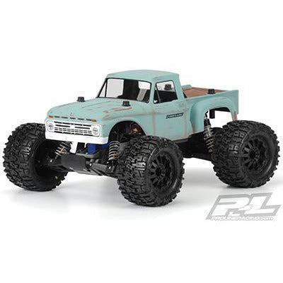 PROLINE 1966 Ford F-100 Clear Body for Stampede