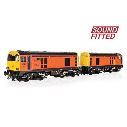 BRANCHLINE OO Class 20/3 20314 Harry Needle Railroad Company - Sound Fitted
