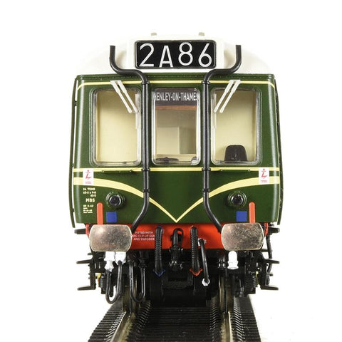BRANCHLINE OO Class 121 Single-Car Unit BR Green (Speed Whi