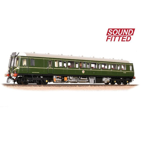 Image of BRANCHLINE OO Class 121 Single-Car Unit BR Green (Speed Whi