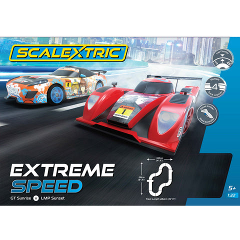 SCALEXTRIC EXTREME SPEED (35-C1406)