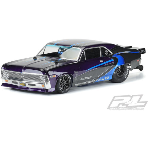 PROLINE 1969 Chevrolet Nova Clear Body