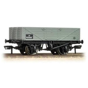 BRANCHLINE 5 Plank Wagon Wooden Floor BR Grey