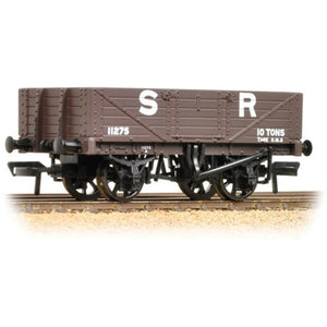 BRANCHLINE 5 Plank Wagon Wooden Floor SR Brown