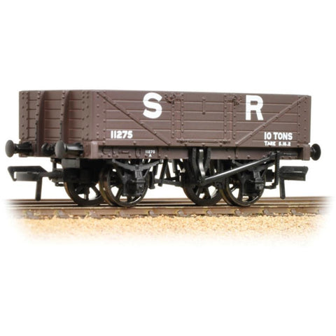 BRANCHLINE OO 5 Plank Wagon Wooden Floor SR Brown