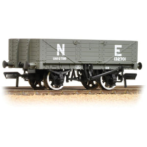 BRANCHLINE 5 Plank Wagon Wooden Floor NE Grey