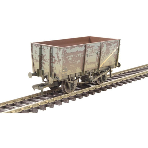 BRANCHLINE 16 Ton Slope Side Mineral Wagon BR Grey Weathered